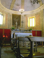 Interno Oratorio San Francesco