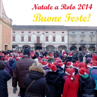 NATALE A ROLO 2014